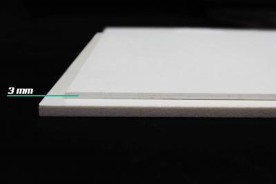 Pannello bianco stampato in forex